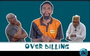 COMEDY VIDEO: Yawaskits - OVER BILLING